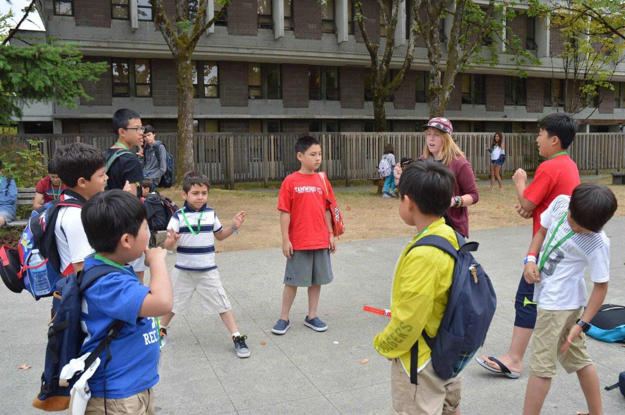 Vancouver Tamwood - Campamento de Idiomas y multiactividades