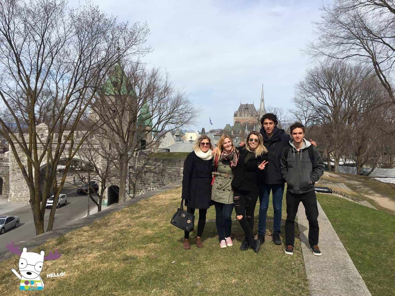 Curso de Francés en Canadá. Combina tu curso en Montreal y Quebec