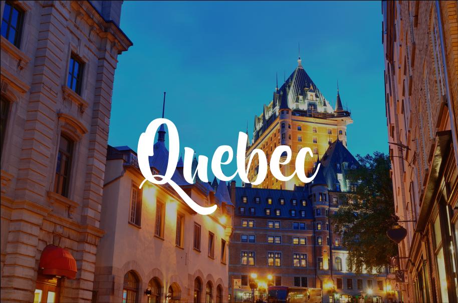 ¡El impacto de la experiencia Quebecoise!