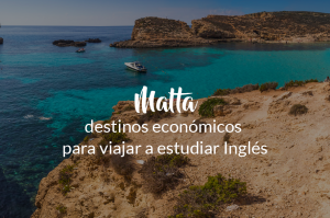 Malta estudiar inglés