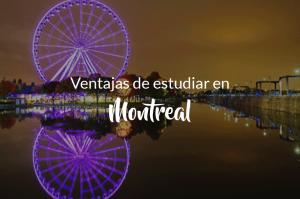 estudiar en montreal
